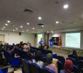 Seminar by Prof. Stephen KUNTZ